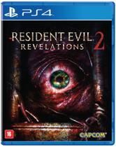 Game resident evil revelations 2 - ps4 - Capcom