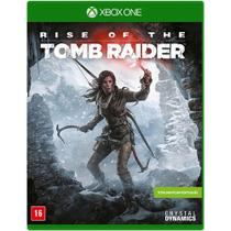 Game Rise of the Tomb Raider XBOX ONE - Microsoft
