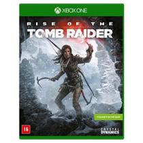 Game Rise Of The Tomb Raider - Xbox One - Square enix