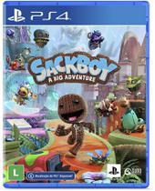 Game Sackboy Uma Grande Aventura - Sony