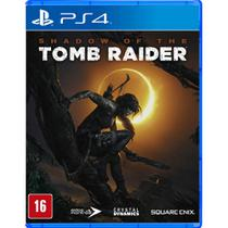Game - Shadow Of The Tomb Raider - PS4 - Square enix