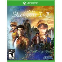 Game Shenmue I e Ii - Xbox One - Sega