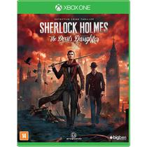 Game Sherlock Holmes: The Devil39s Daughter - Xbox One - Sony