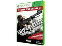 Game Sniper Elite V2 Silver Star Edition - Xbox 360 - 505 games