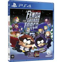 Game South Park A Fenda Que Abunda Força - PS4 - Playstation