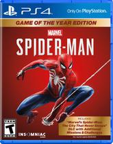 Game spider-man jogo do ano - ps4 - Sony