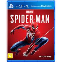 Game Spider-Man Ps4 - Insomniac games