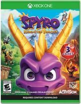 Game spyro trilogy - xbox one - Activision