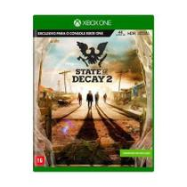 Game State of Decay 2 Xbox One - Microsoft