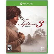 Game Syberia 3 para Xbox One - Microids -