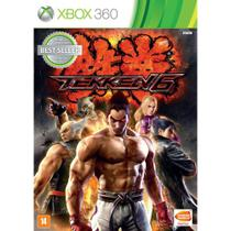 Game Tekken 6 - Xbox 360