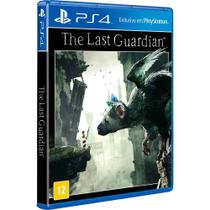 Game The Last Guardian - PS4 - Playstation