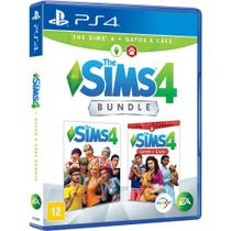 Game the sims 4 bundle - ps4 - Ea games