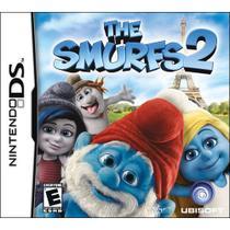 Game The Smurfs 2 Jogo Infantil Nintendo Ds Ubisoft -