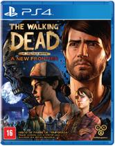 Game the walking dead a new frontier - ps4 - Telltale games