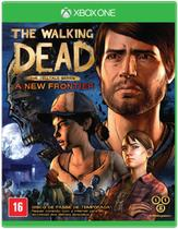 Game The Walking Dead - The Telltale Series - A New Frontier - XBOX ONE - Tellatales