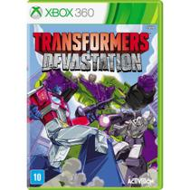 Game Transformers Devastation - Xbox 360