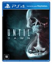Game Until Dawn - PS4 - Sony