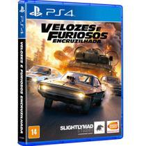 Game Velozes e Furiosos Encruzilhada PS4 - Bandai Namco