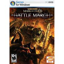 Game - Warhammer: Mark Of Chaos - Battle March - PC - Bandai nanco