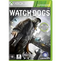 Game Watch Dogs - Xbox 360 -