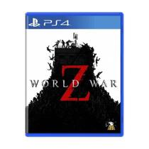 Game World War Z - PS4 - Playstation