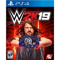 Game WWE 2K19 Playstation 4