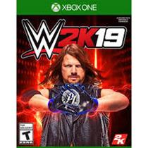 Game WWE 2K19 - Xbox One - Games