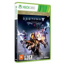 Game Xbox 360 - Destiny - The Taken King  - Edicao Lendaria:destiny Espansao I, Espansao Ii, The Tak - Microsoft