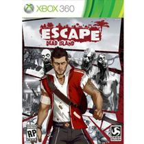 Game Xbox 360 Escape Dead Island - Ea games