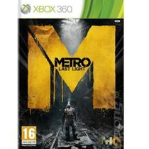 Game Xbox 360 Metro Last Light - Microsoft