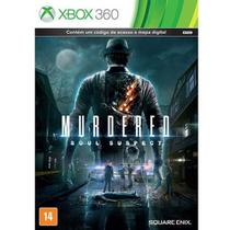 Game Xbox 360 Murdered Soul Suspect - Microsoft