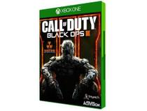Game Xbox One Call Of Duty Black Ops 3 - Activision