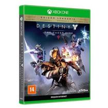 Game Xbox One - Destiny - The Taken King - Edicao Lendaria:destiny Espansao I, Espansao Ii, The Take - Microsoft