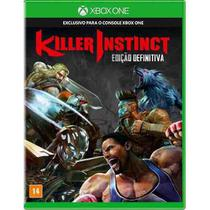 Game Xbox One Killer Instinct - Edição Definitiva - Microsoft studios
