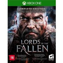 Game Xbox One Lords Of The Fallen: Complete Edition - Ci games