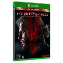Game Xbox One Metal Gear Solid V: The Phantom Pain Day One Edition Konami - Microsoft