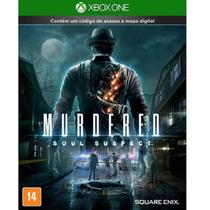 Game Xbox One Murdered Soul Suspect - Microsoft