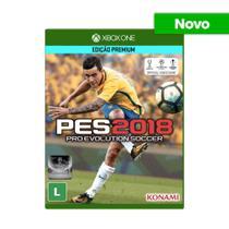 Game Xbox One PES 2018: Edição Premium - Konami