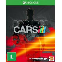Game Xbox One Project Cars - Microsoft