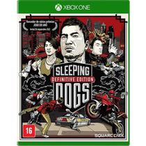 Game Xbox One Sleeping Dogs Definitive Edition - Microsoft