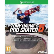 Game Xbox One Tony Hawks Pro Skater 5 - Activision