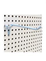 Ganchos para Eucatex Perfurado Branco Kit com 10 peças - Ns
