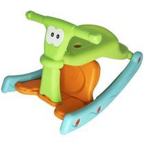 Gangorra e Cadeira 2 em 1 Infantil Balanço Brinquedo Playground Menino Menina Importway BW052 -