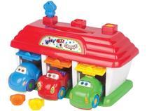 Garagem de Brinquedo Baby Garage - Big-Star