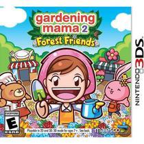Gardening Mama 2 Forest Friends - 3Ds - Nintendo