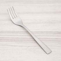 Garfo de Sobremesa Nimbus Prata - Lumina -