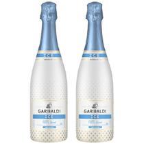 Garibaldi Ice Zero Álcool 750ml Kit 2 -