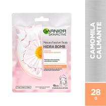 Garnier SkinActive Hidra Bomb Camomila Máscara Facial 28g -