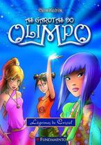 Garotas do Olimpo. Lágrimas de Cristal Paperback Elena Kedros - Fundamento